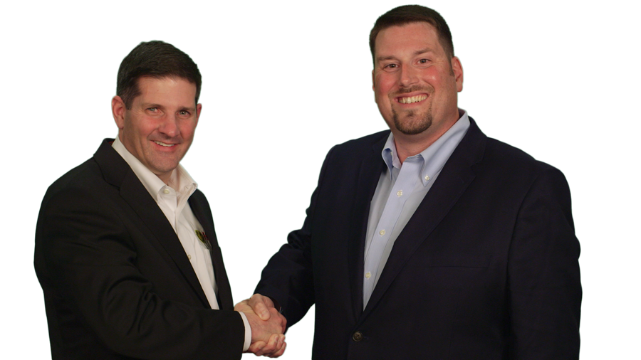 Jimmy Hiller (Hiller, Left) and Jason Ray (Air Experts, Right)