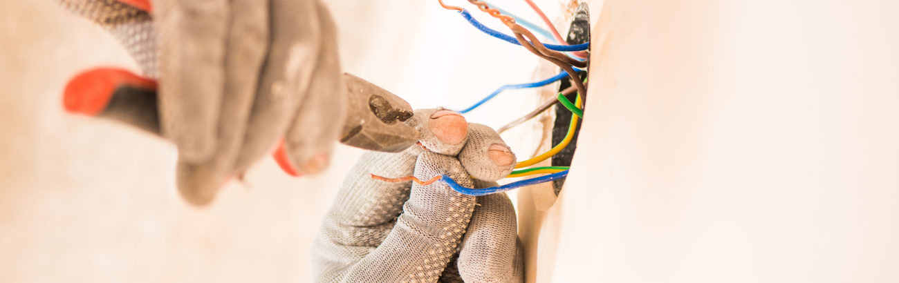 Electrical safety with wires