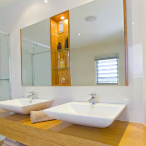 interior lighting design for bathroom