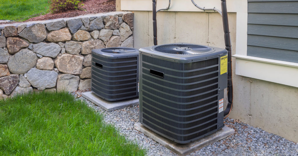 Zoned HVAC Units