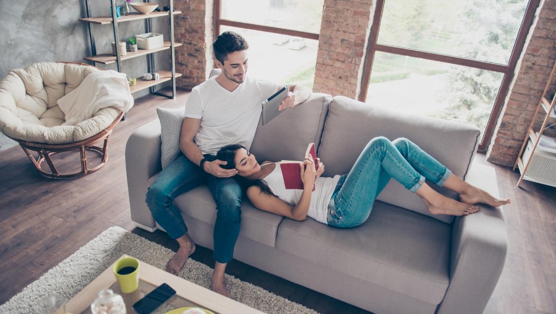 heating repair comfortable family