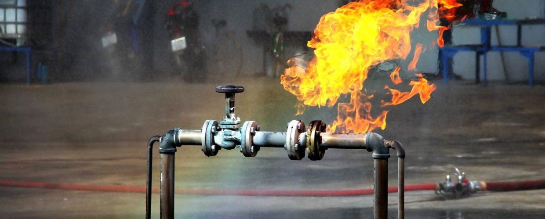 gas leak common hvac noises