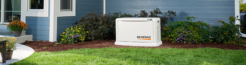 whole home generator - generac authorized dealer