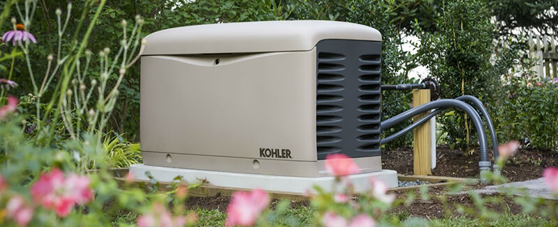 whole house backup generator - kohler generator dealer