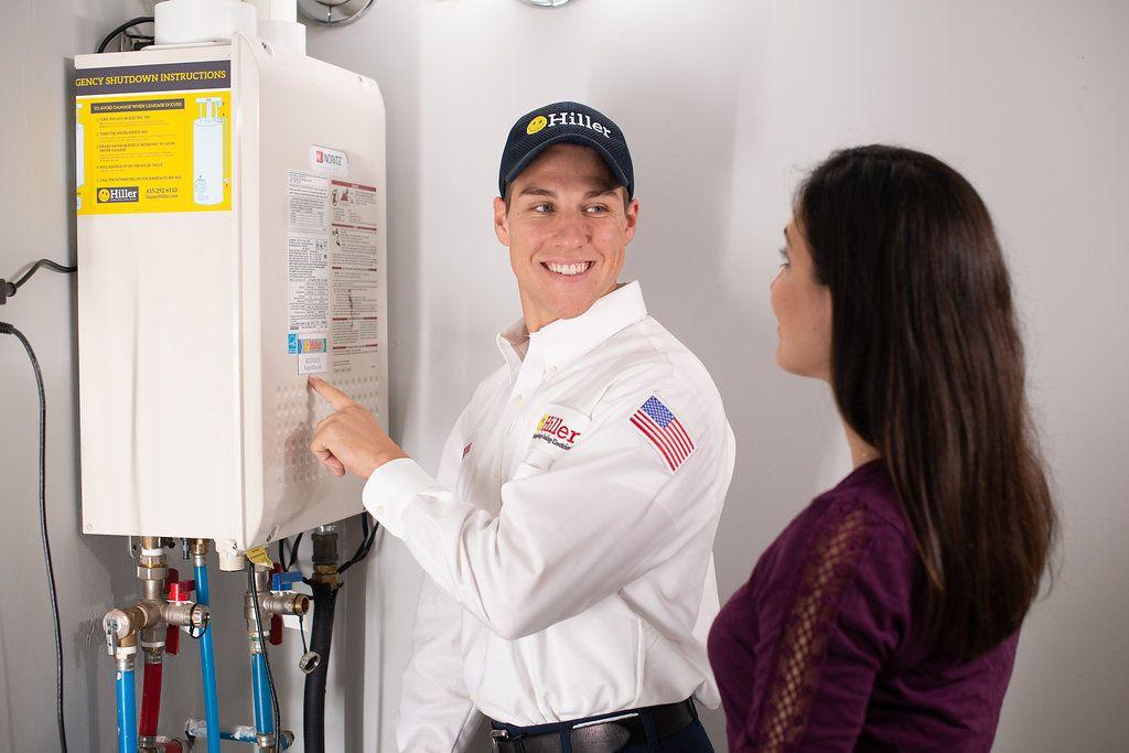 Knoxville Water Heater Repair