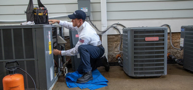 technician HVAC maintenance
