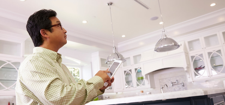 upgraded smart lighting