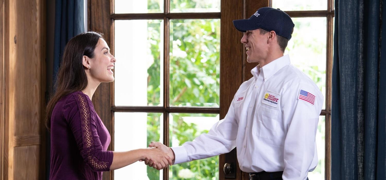 homeowner hiring electrician