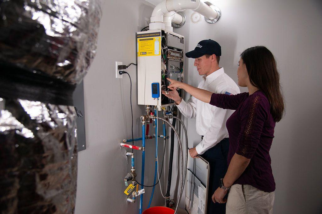 Columbia Water Heater Repair