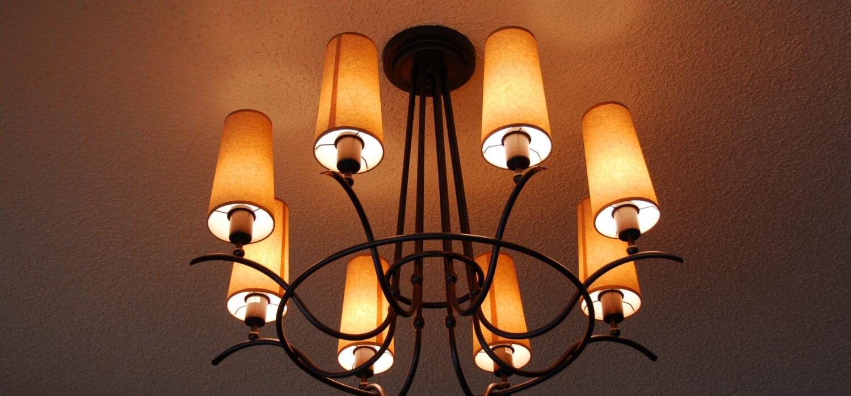 Faulty Light Fixture Causing Flickering Lights
