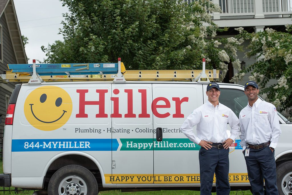 Hiller Sewer and Water Line Plumbing Services