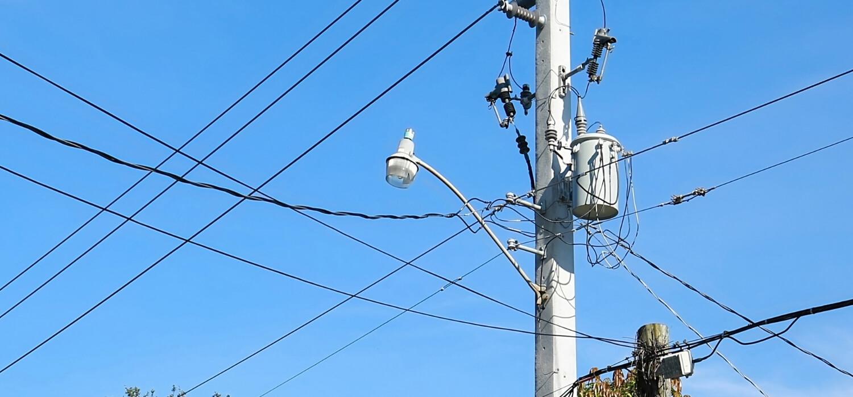 Transformer and Power Lines in Neighborhood Causing Flickering Lights
