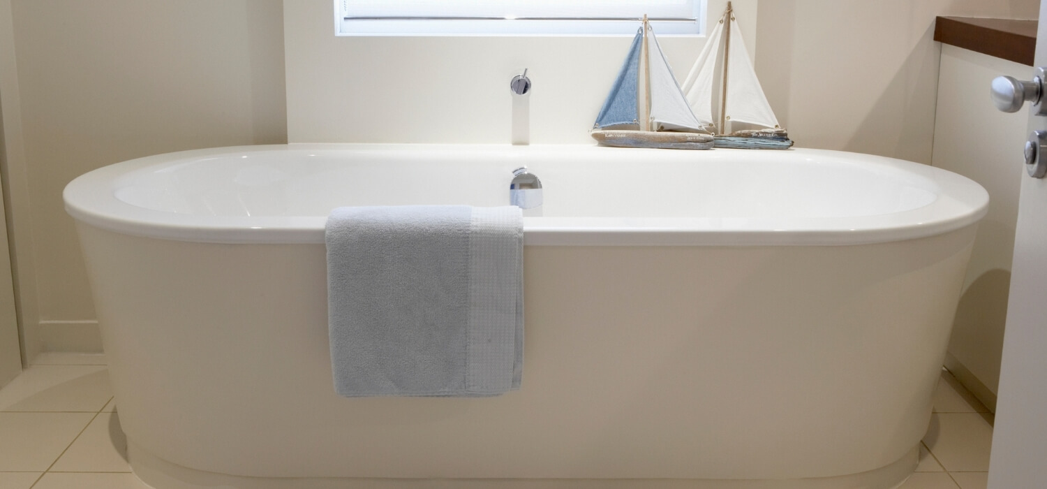 Water Backing Up in Bathtub