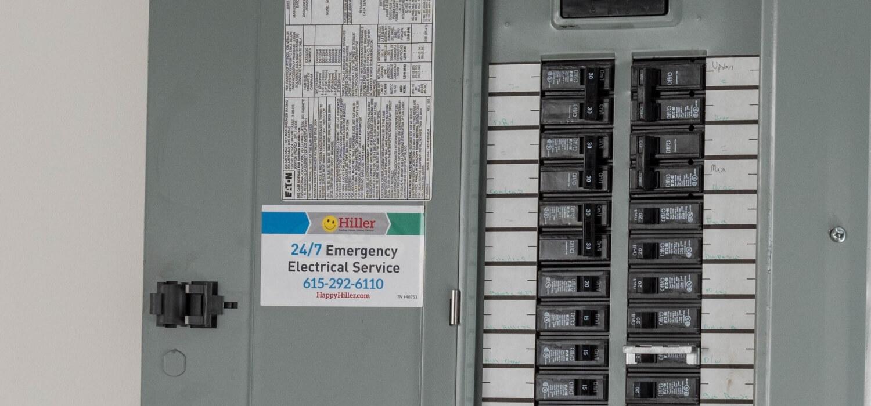 EATON Circuit Breaker Panel