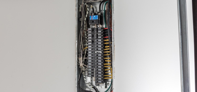 Main Circuit Breaker Panel