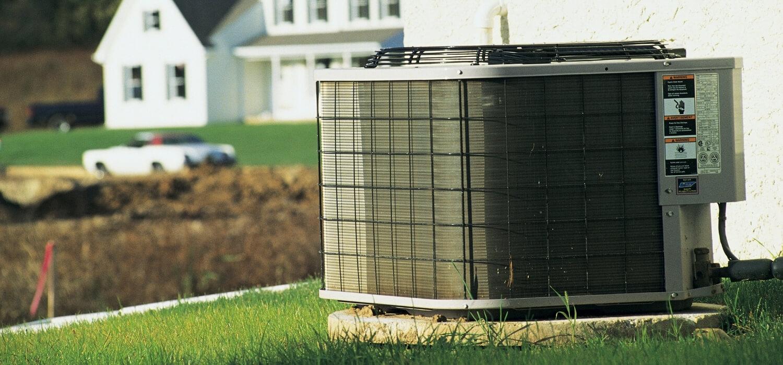 Upgraded HVAC Unit