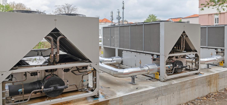 Commercial HVAC Units